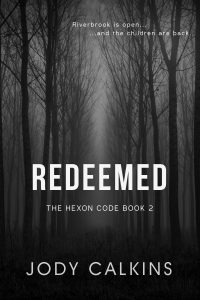 Book Cover: Redeemed (The Hexon Code, Book 2)