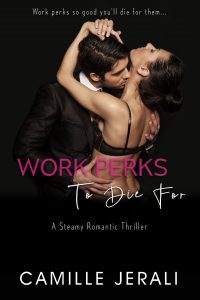 Book Cover: Work Perks To Die For