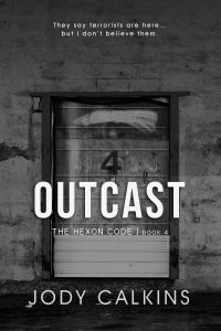 Book Cover: Outcast (The Hexon Code, Book 4)