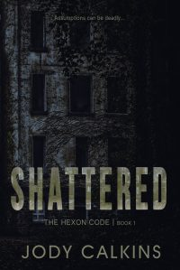 Shattered eBook Cover 2021